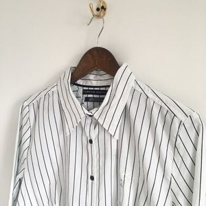 Tommy Hilfiger Long Sleeved Collared Button Down